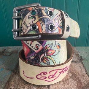 Ed Hardy Belt S